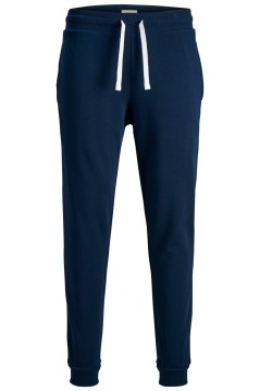 Jack & Jones Plus Size joggingbroek sweatstof navy