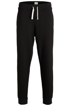 Jack & Jones Plus Size sweatstof jogger zwart