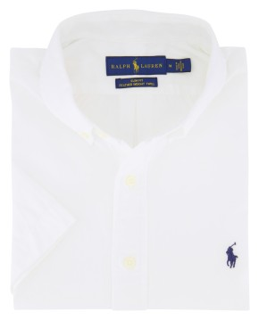 Ralph Lauren shirt wit Big & Tall effen