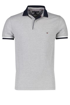Tommy Hilfiger polo regular fit blauw