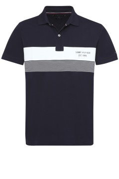 Tommy Hilfiger polo navy regular fit