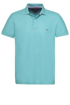 Tommy Hilfiger polo Big & Tall lichtblauw