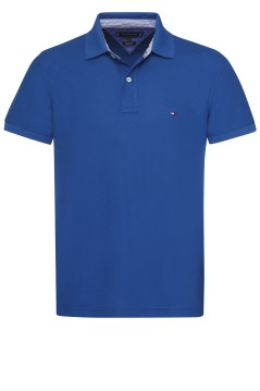Tommy Hilfiger polo Big & Tall koningsblauw