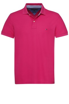 Tommy Hilfiger polo Big & Tall roze