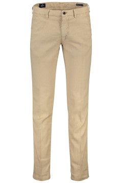 Mason's linnen chino slim fit khaki stretch