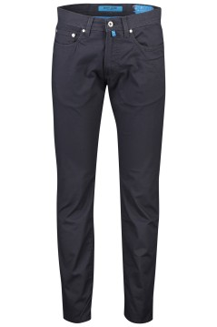 Pierre Cardin Lyon Tapered broek 5-pocket navy
