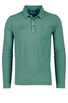 Lange mouwen polo Camel Active teal