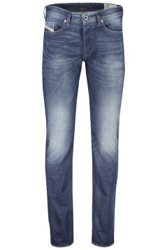 Diesel jeans Buster 5-pocket regular slim blauw