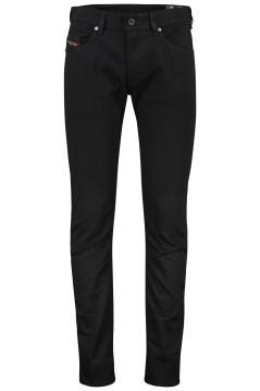Diesel Thommer broek 5-pocket stretch zwart