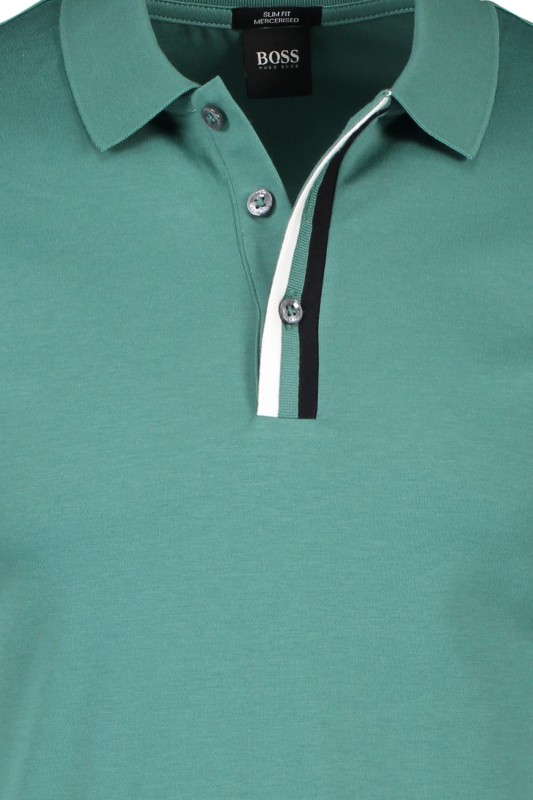 Hugo Boss Phillipson polo korte mouw groen