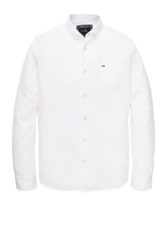 Vanguard overhemd wit button down borstzak