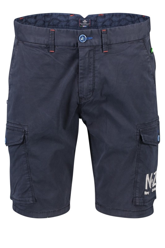 New Zealand shorts Mission Bay navy stretch