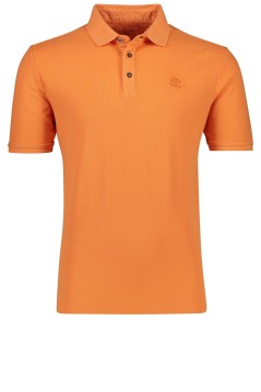 State of Art polo korte mouwen oranje