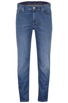 Alberto jeans 5-pocket blauw regular slim fit