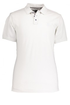 State of Art poloshirt ecru regular fit