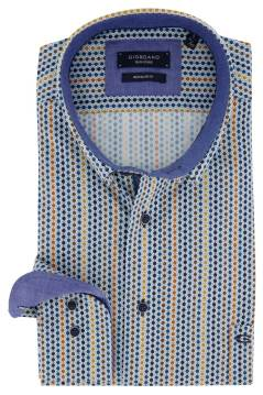 Giordano shirt Regular Fit multicolor print