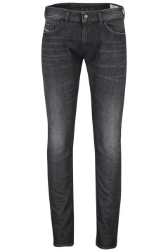 5-pocket Diesel Thommer slim skinny zwart