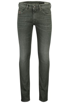 5-pocket Diesel Thommer slim skinny groen