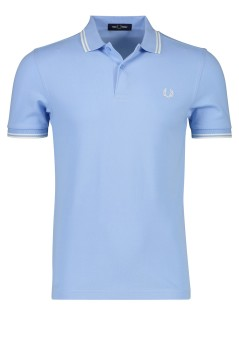 Polo Fred Perry babyblauw