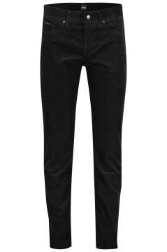 Hugo Boss Delaware jeans zwart 5-pocket
