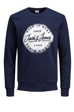 Jack & Jones sweater Plus Size navy