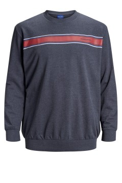 Jack & Jones sweater donkerblauw Plus Size