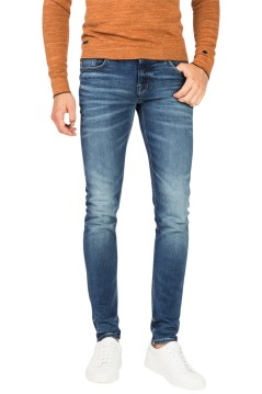 Jeans Cast Iron blauw Riser Slim Fit