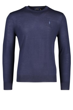 Ralph Lauren trui Big & Tall donkerblauw