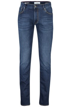 Jeans Brax blauw 5-pocket stretch