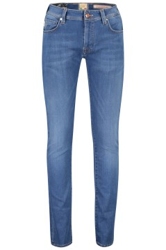 Tramarossa 5-pocket denim slim fit blauw