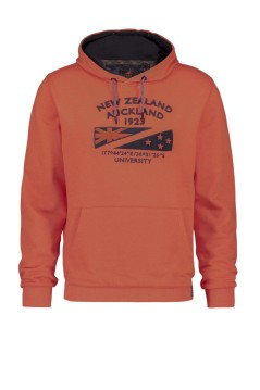 Oranje hoodie New Zealand Auckland Cambridge