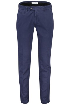 Chino Brax Everest donkerblauw stretch