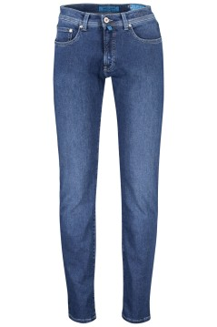 Pierre Cardin 5-pocket Lyon Tapered blauw