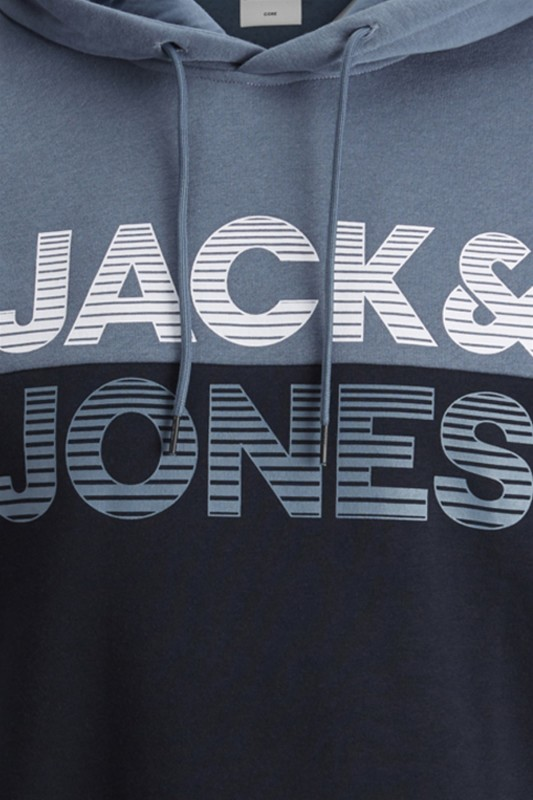 Jack & Jones trui donkerblauw Plus Size