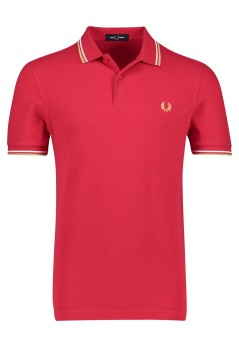 Rode polo Fred Perry