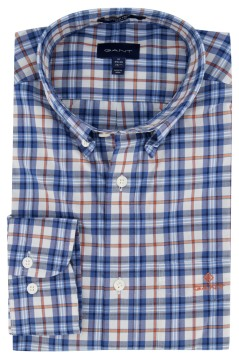 Gant shirt regular fit ruit arancia
