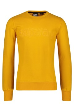 Superdry sweater geel