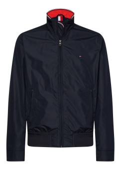 Tommy Hilfiger jack donkerblauw met rits