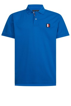 Tommy Hilfiger polo blauw normale fit