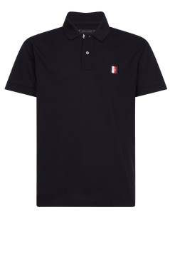 Tommy Hilfiger polo donkerblauw regular fit