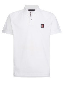 Tommy Hilfiger polo wit regular fit