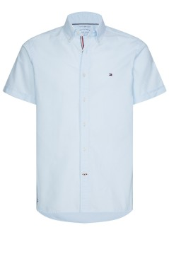 Tommy Hilfiger Big & Tall shirt lichtblauw
