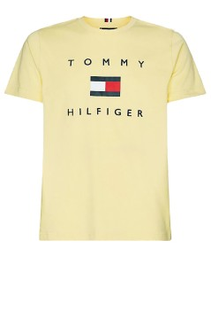 T-shirt Tommy Hilfiger geel Big & Tall