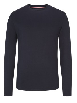 Tommy Hilfiger Big & Tall longsleeve navy