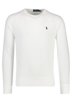 Witte sweater Ralph Lauren