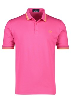 Fred Perry polo roze
