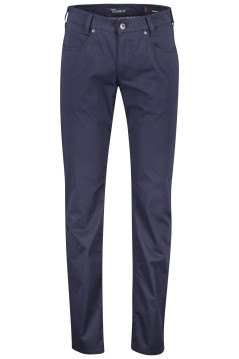 Gardeur 5-pocket donkerblauw Bill-3 modern fit