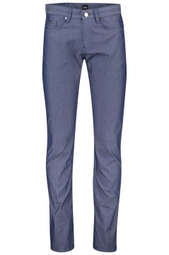 Hugo Boss 5-pocket Delaware blauw
