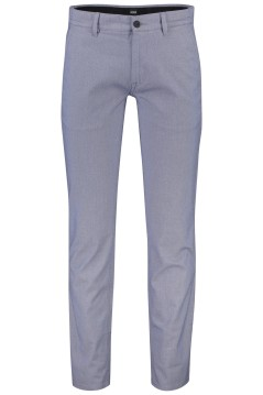 Chino Hugo Boss stretch slim Fit lichtblauw