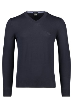 Hugo Boss trui Pacello1-L navy